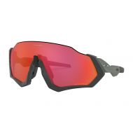 Gafas Oakley Flight Jacket | Prizm Trail Tor | Matte Steel