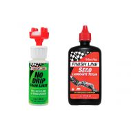 Finish Line - Kit No Drip + Lubricante Seco