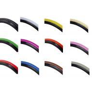 Cubierta Tannus Slick 700x23 carretera / rodillo todos los colores