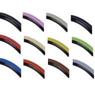 Cubiertas de colores para bicicletas Fixie, urbanas, de paseo, de ciudad de carretera y para el rodillo