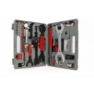 Caja de herramientas de bici 44 piezas | compelto kit de herramientas para arreglar la bici