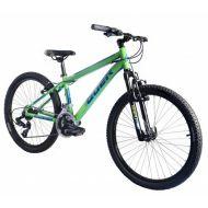 """Bicicleta Jungle 24"""" (8-12 años) verde"""