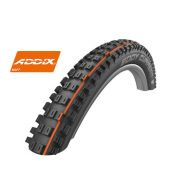 "Cubierta Schwalbe  Eddy Current Front Evo Super Gravity TLE Addix Soft 27.5""x2.80"
