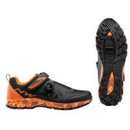Zapatillas NorthWave Corsair Black/siena