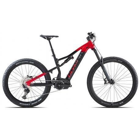 E-Bike Olympia EX900 batería 900Wh - BICICLETA ELÉCTRICA MÁS BATERIA  Y AUTONOMIA