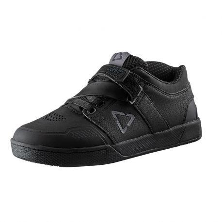 Zapatillas Leatt DBX 4.0 Clip enduro / descenso con envío gratis  color negropara pedal automático