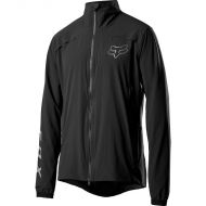 Chaqueta de invierno Fox Flexair Pro Fire Alpha color negro para bicicleta de enduro