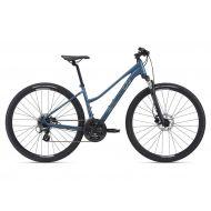 Bicicleta de trekking mujer Liv Rove 4 2021 - tienda de bicicletas mujer barcelona -mataró - maresme