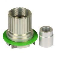 Hope núcleo Shimano micro spline 12v 142/148MM