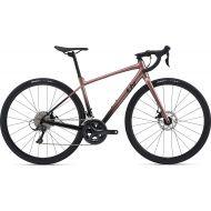 Bicicleta de mujer de carretera Liv Avail AR 3 2021 aluminio 9 velocidades - tienda de bicis barcelona maresme
