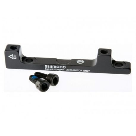 ADAPTADOR  DISCO DELANTERO SHIMANO STD-POST MOUNT 203