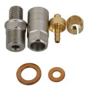 Kit Hope Straight connector complete 5mm HBSPC33