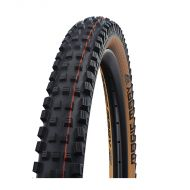 Schwalbe Magic Mary 27.5x2.40 Super Gravity, TL, addix soft, flanco marrón plegable