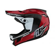 Casco Integral Troy Lee D4 Carbon MIPS red 2021