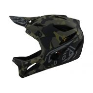 Casco Integral Troy Lee Designs Stage Mips  Camo Olive