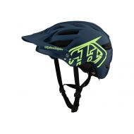 Casco Troy Lee A1 Drone azul/verde 2021