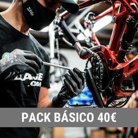 Pack mantenimiento BÁSICO Taller