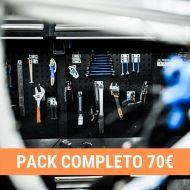 Pack mantenimiento COMPLETO Taller de bicicletas Maresme - Mataró