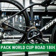 Pack mantenimiento WORLD CUP Taller de bicicletas de carretera Maresme - Mataró