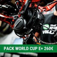 Pack mantenimiento WORLD CUP Taller de bicicletas ELÉCTRICAS Maresme - Mataró