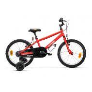 """Bicicleta Conor ROCKET 18"""" niño 5-7 años roja"""