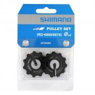 Shimano Poleas Guía+Tensión RD-6800