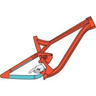 RIDE WRAP - Protector de cadena