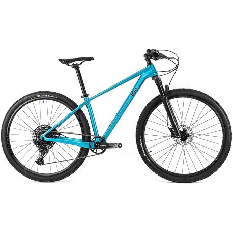 Bicicleta de carbono XC ICE MT10 SX azul 2021 1.399€