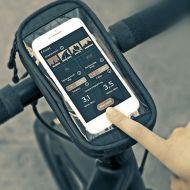 SKS - Bolsa Smartphone 15.5x8x1.5cm impermeable