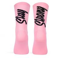 Calcetines Pacific and Co |STAY STRONG |rosa