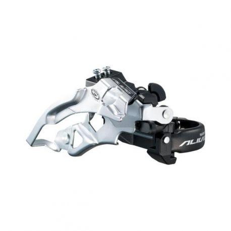 Shimano desviador Alivio 9 velocidades abrazadera baja
