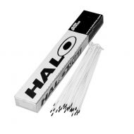 Halo pack de radios aluminio color blanco