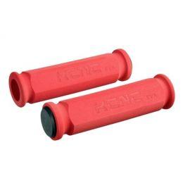 Puños KCNC espuma rojo 12g