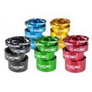 KCNC espaciadores de dirección kit de 3 anillos 3/8/20mm