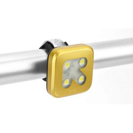 KNOG Blinder 4 Arrow Gold delantera