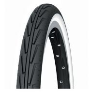"Michelin City junior cubierta 24""x1.75"" blanca/negra"