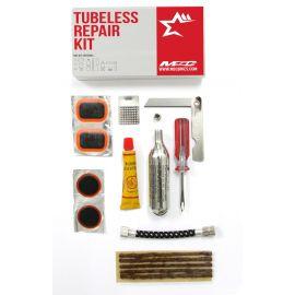 MSC Kit de reparación neumático Tubeless