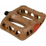 Odyssey pedales BMX marrón