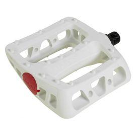 Odyssey pedales BMX Blancos