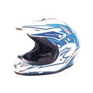 Monty Casco Homologado CE BMX Azul