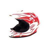 Monty Casco Homologado CE BMX Blanco