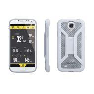 Topeak RideCase Samsung Galaxy S4 blanco