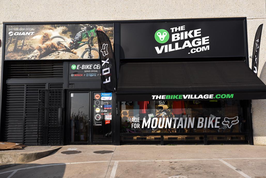 Tienda física The Bike Village