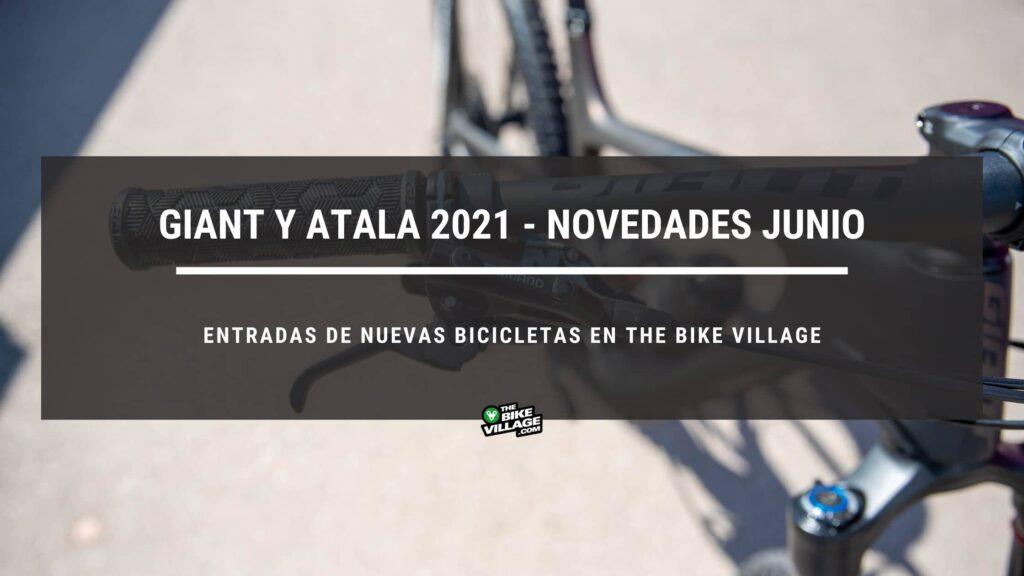 Nuevas entradas de bicicletas de mountain bike en junio 2021