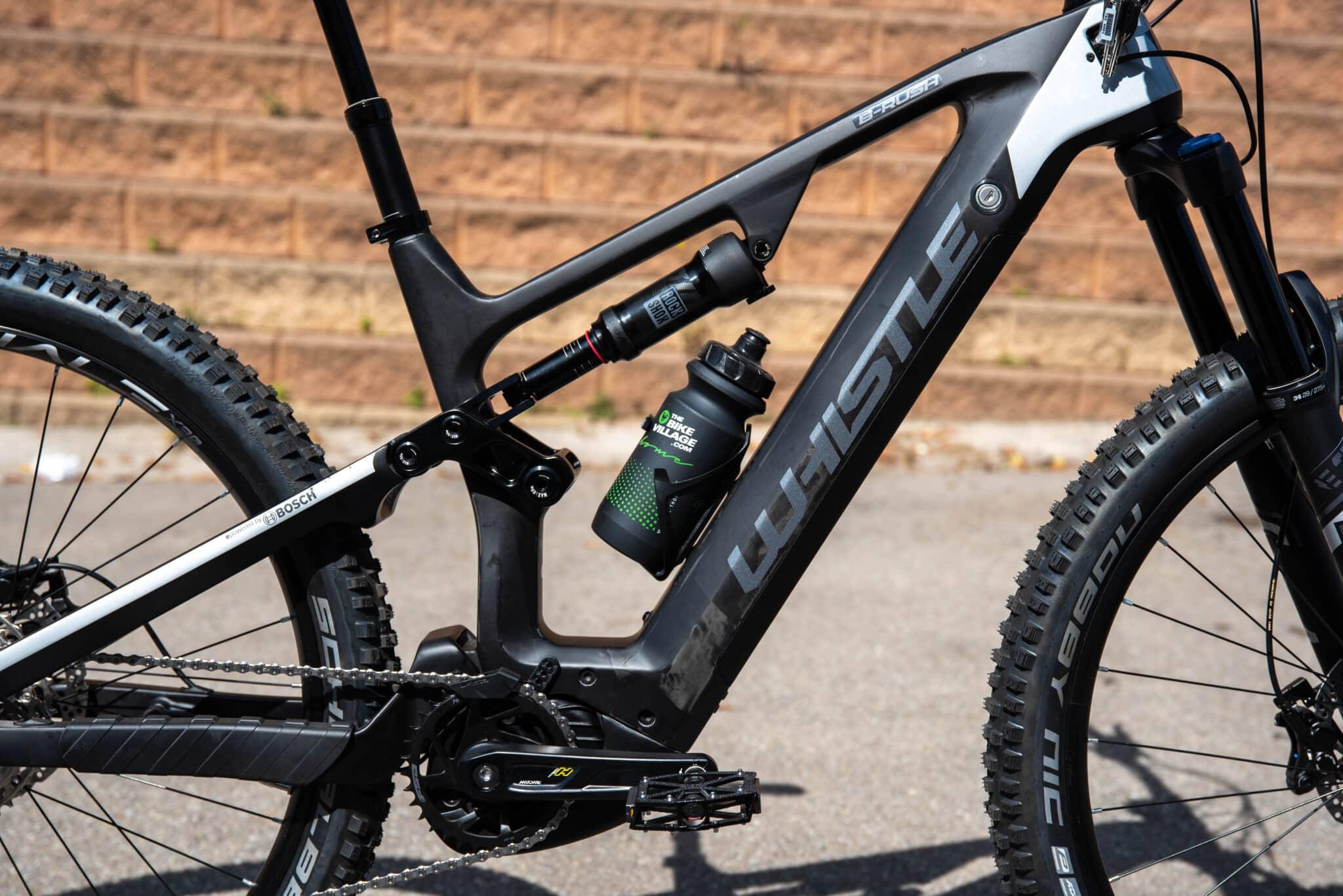 Bateria bicicleta eléctrica Whistle