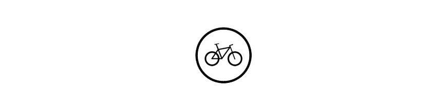 Bicicletas eléctricas de trekking polivalentes mujer