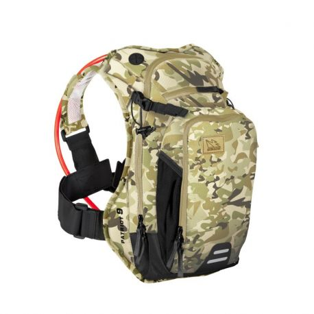 USWE Patriot Hydration Backpack - 9 and 15 liters