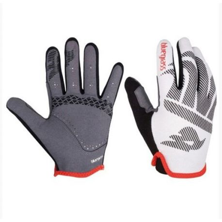 Bluegrass Red Wolf Cycling Gloves