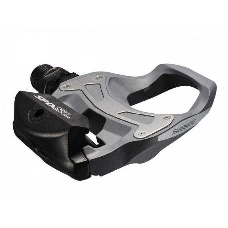 Pedales automaticos de carretera Shimano PD-R550 SPD-SL